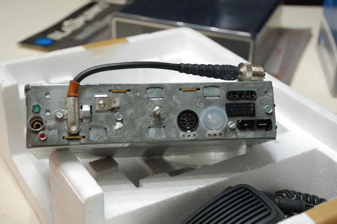 Beste manier om het aansluiten van een CB-antenne